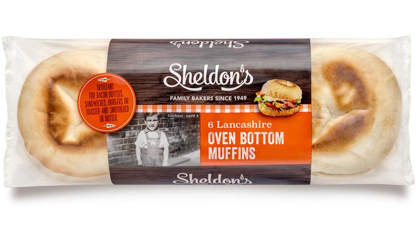 Lancashire Oven Bottom Muffins