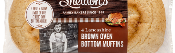 Brown Oven Bottom Muffins