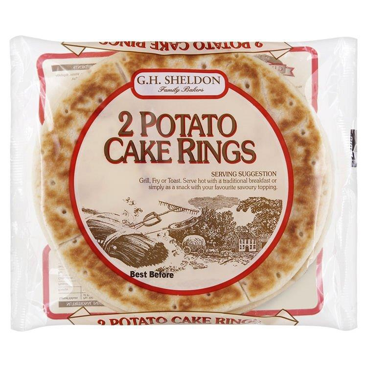 Sheldon's Original Potato cakes