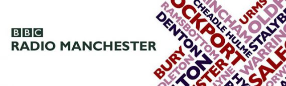 BBC Radio Manchester Appearance 2019
